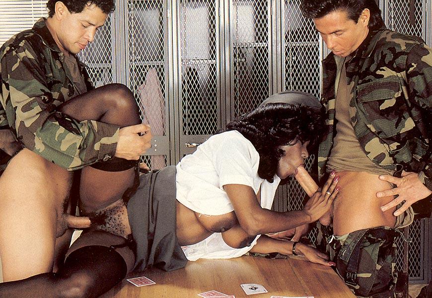 Ретро Секс В Армии